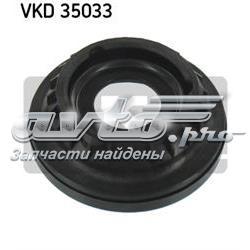 подшипник опорный амортизатора переднего  VKD35033