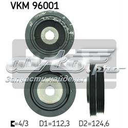 шків колінвала  VKM96001