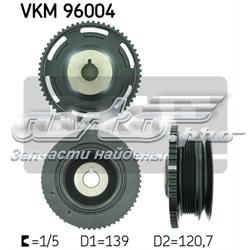 шків колінвала  VKM96004
