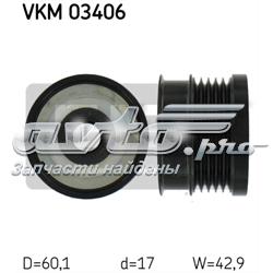 шкив генератора  VKM03406