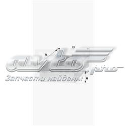 Фото: Фильтр воздушный Chevrolet Cruze