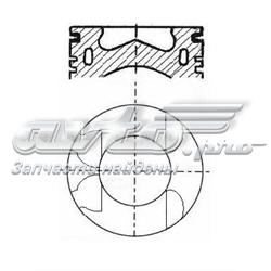 поршень (комплект на мотор), std  8742240000
