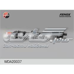 полуось (привод) передняя правая  WDA20037
