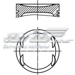 поршень (комплект на мотор), 1-й ремонт (+0,25)  0121902