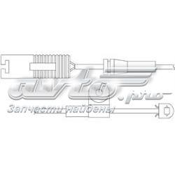 датчик износа тормозных колодок задний  WS0154A