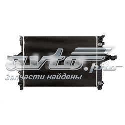 радиатор охлаждения двигателя  VO36000488