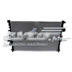 радіатор охолодження двигуна  VO36002414