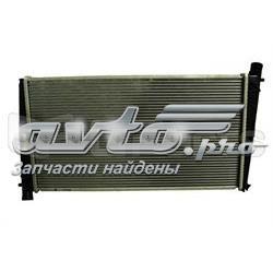 радиатор охлаждения двигателя  VO8602116
