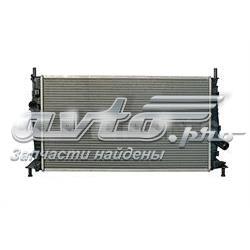 радіатор охолодження двигуна  VO8603621