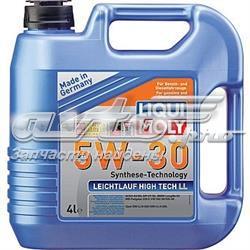 Ликвид Молли масло моторное 5w-30 39006