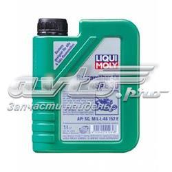 Ликвид Молли масло моторное минеральное 3991