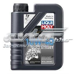 Ликвид Молли масло моторное 4-тактный мотор 7609