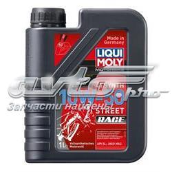 Ликвид Молли масло моторное 4-тактный мотор 3982