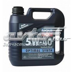 Ликвид Молли масло моторное объем, л: 4 3926