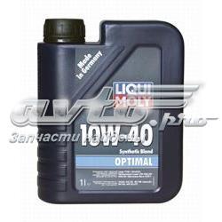 Ликвид Молли масло моторное 10w-40 3929