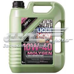 Ликвид Молли масло моторное 10w-40 9061