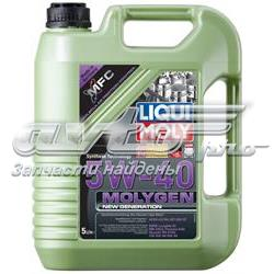 Ликвид Молли масло моторное 5w-40 9055