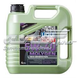 Ликвид Молли масло моторное объем, л: 4 9054