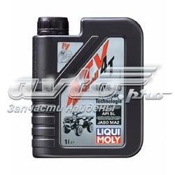 Ликвид Молли масло моторное 4-тактный мотор 7540