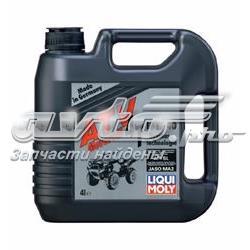 Ликвид Молли масло моторное мото 7541