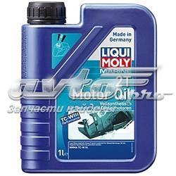 Ликвид Молли масло моторное 2-тактный мотор 25021