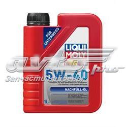 Ликвид Молли масло моторное 5w-40 8027