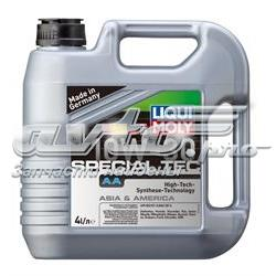 Ликвид Молли масло моторное объем, л: 4 7524