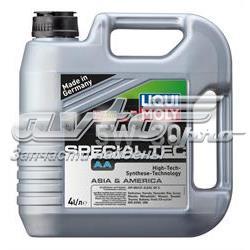 Ликвид Молли масло моторное объем, л: 4 7516