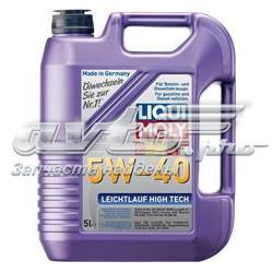 Ликвид Молли масло моторное синтетическое 3864