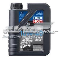 Ликвид Молли масло моторное минеральное 3044