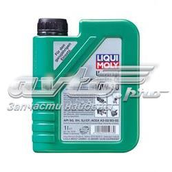 Ликвид Молли масло моторное минеральное 8037