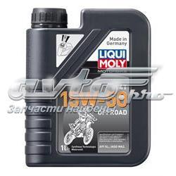 Ликвид Молли масло моторное мото 3057