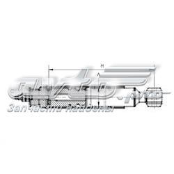 амортизатор задній  Z1622G
