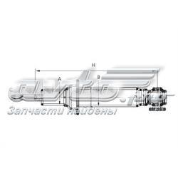 амортизатор задній  Z2091