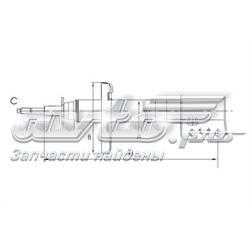 амортизатор передній  Z3602