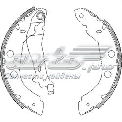 колодки тормозные задние барабанные  Z441500