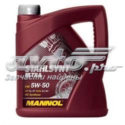 масло моторное 5w-50 SU40300