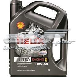 масло моторное 10w-60 HELIXULTRARACING10W604L