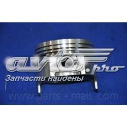 Фото: Поршень в комплекте на 1 цилиндр, 1-й ремонт (+0,25) Daewoo Tico