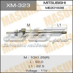 свеча накала  XM323