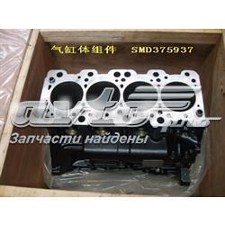 блок цилиндров двигателя  SMD375937