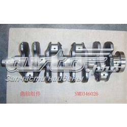 коленвал двигателя  SMD346026