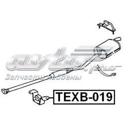 подушка крепления глушителя  TEXB019