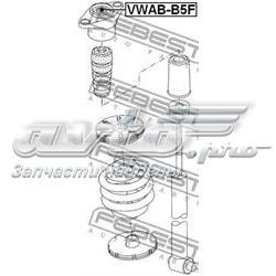 опора амортизатора заднего  VWABB5F