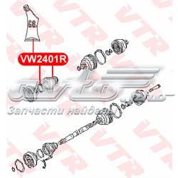 пыльник шруса передней полуоси внутренний  VW2401R