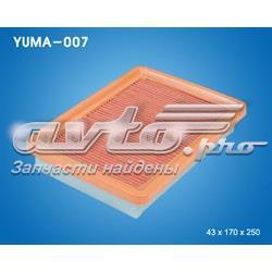 фільтр повітряний  YUMA007