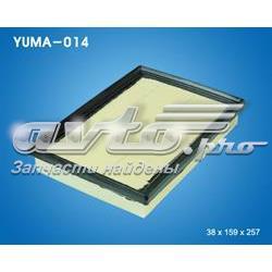 фільтр повітряний  YUMA014