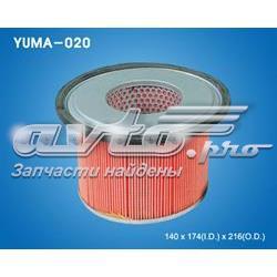 фільтр повітряний  YUMA020