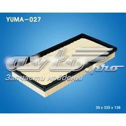 фільтр повітряний  YUMA027
