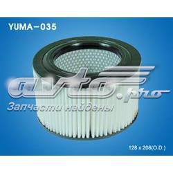 фильтр воздушный  YUMA035